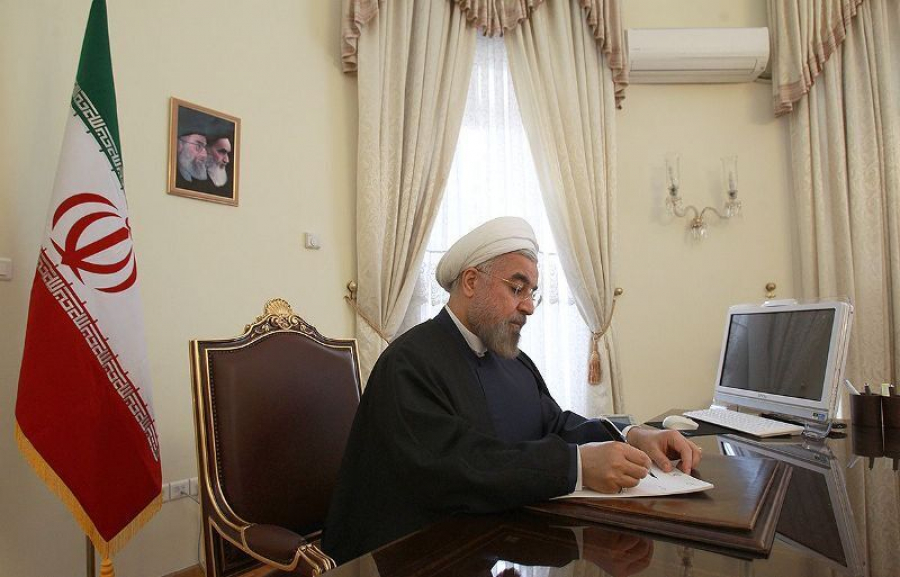 Rouhani congratulates Muslim counterparts on birth anniversary of Prophet Mohammad (PBUH)
