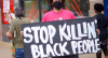 US police kill blacks with brutality matching Israeli military's