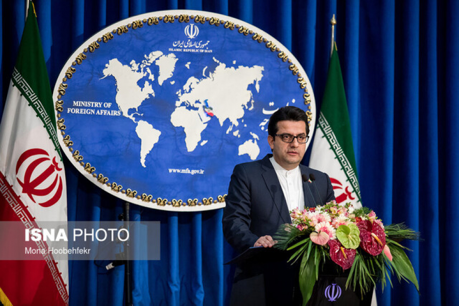 Iran has not asked and will never ask US for medical assistance: FM spox