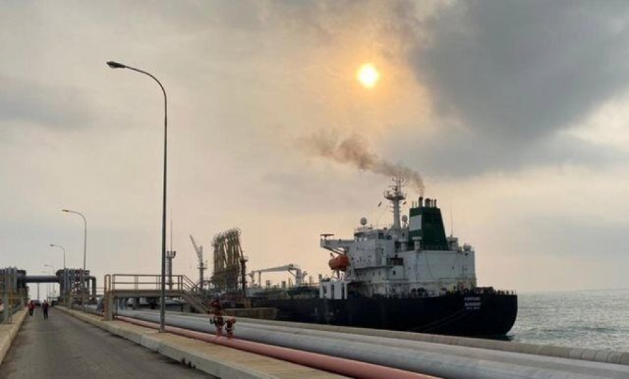 Tanker Trackers focuses on Iranian oil tankers to Venezuela